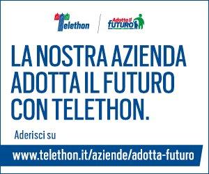 """ADERISCI COME NOI A TELETHON, AIUTACI AD """"ADOTTARE IL FUTURO"""""""